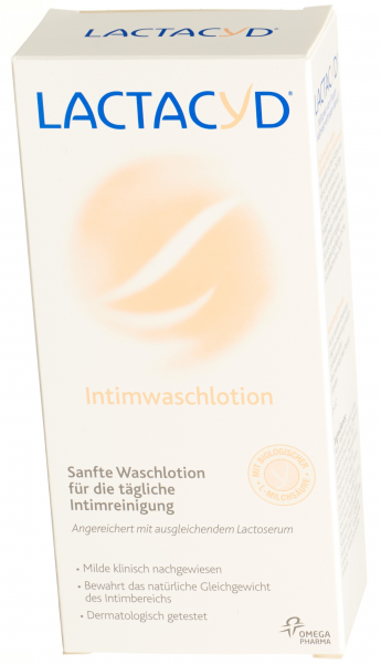 LACTACYD Intimwaschlotion 200 ml