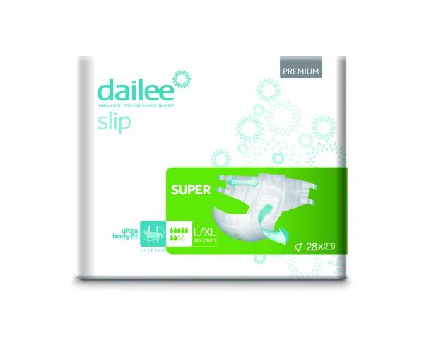 Dailee Slip Premium Super L/XL à 28 Stk.