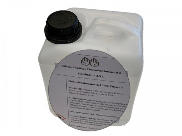 Desinfektionsmittel 2,5L