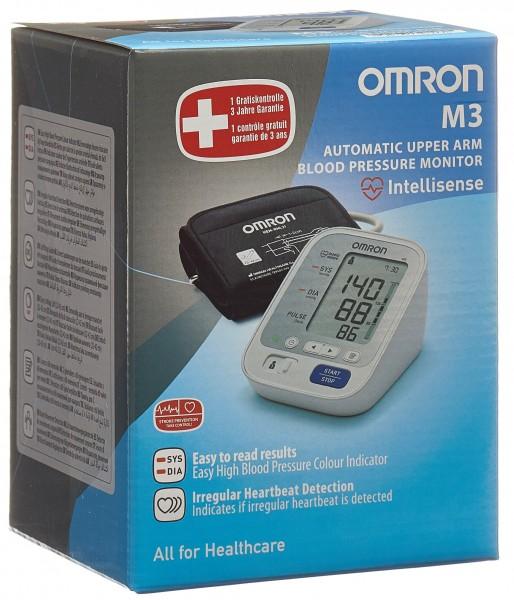 OMRON Blutdruckmessgerät Oberarm M3