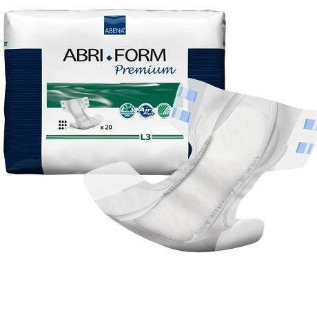 ABRI-FORM Premium L3 100-150cm grün large à 20 Stk. (43067)