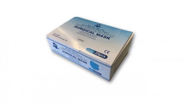 Atemschutzmasken für Kinder MKW Typ IIR à 25 Stk.