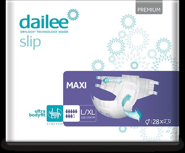 Dailee Slip Premium Maxi M à 28 Stk.