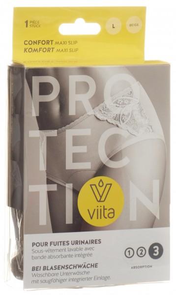 VIITA Slip maxi Absorption 3 L beige
