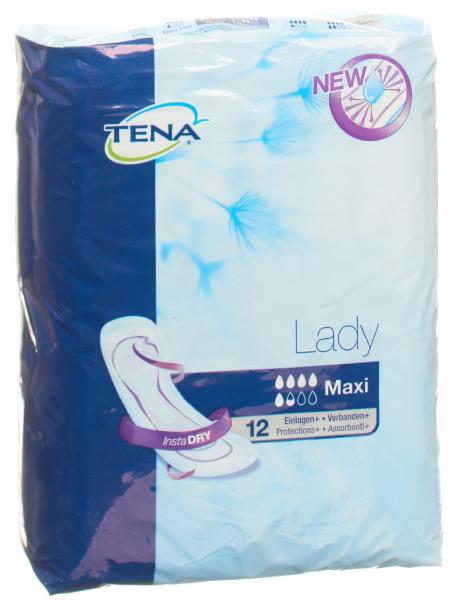 TENA Lady Maxi 12 Stk