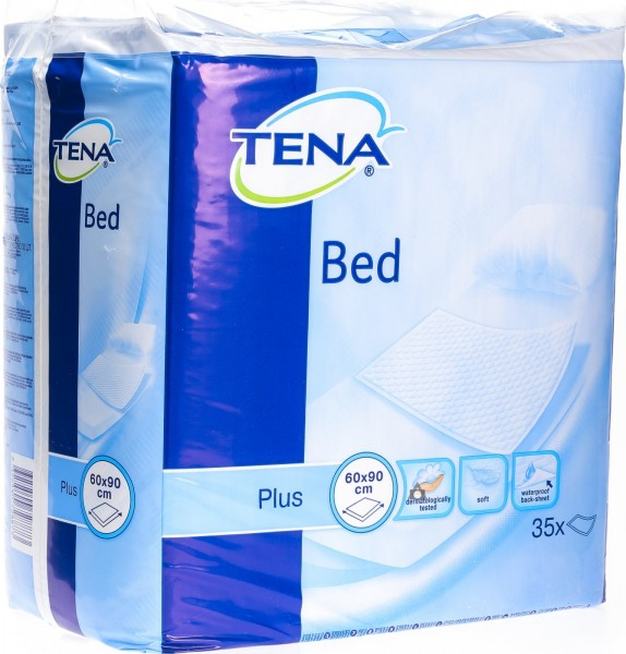 Tena Bed Plus Unterlagen 60x90cm à 35 Stk.