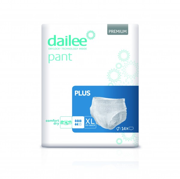 Dailee Pant Premium Plus XL à 14 Stk.
