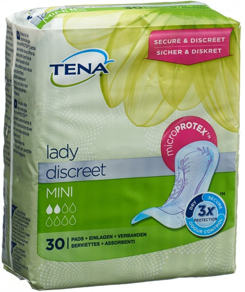 TENA Lady discreet Mini 30 Stk