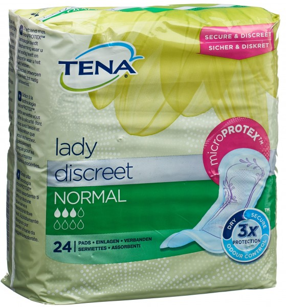 TENA Lady discreet Normal 24 Stk