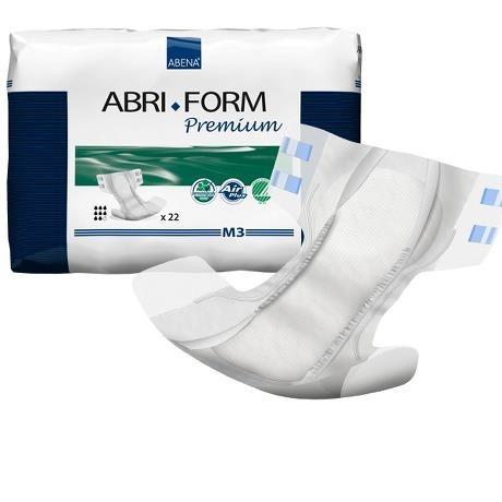 ABRI-FORM Premium M3 70-110cm blau medium à 22 Stk. (43062)