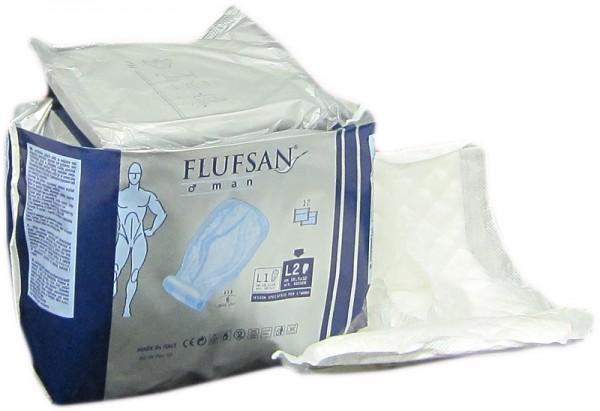 Flufsan Einlagen men Level 1 à 15 Stk.